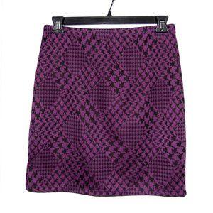 Reitmans purple skirt size L